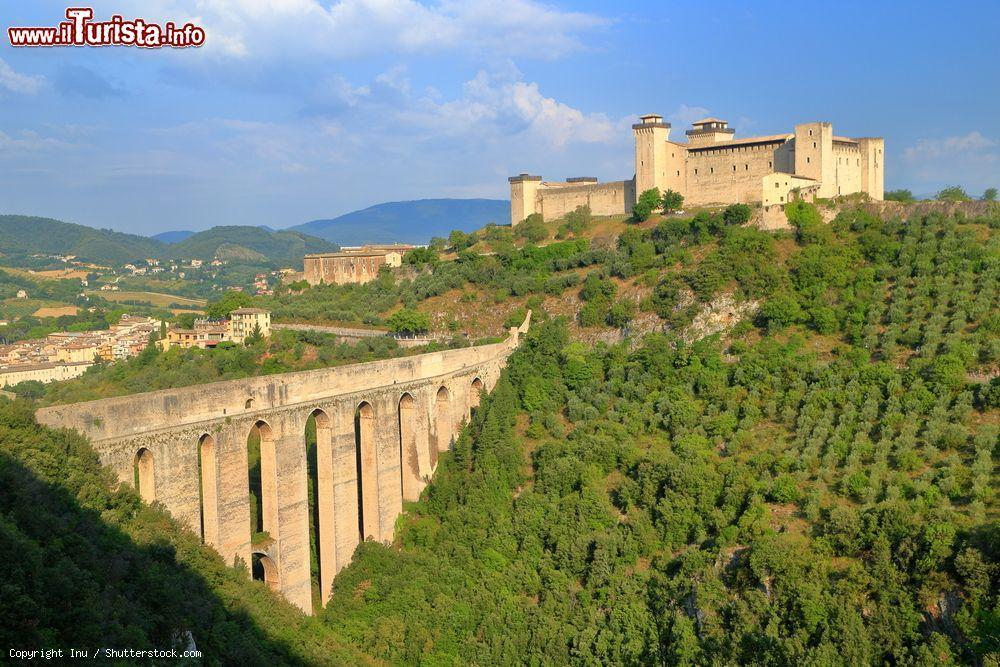 Le foto di cosa vedere e visitare a Spoleto