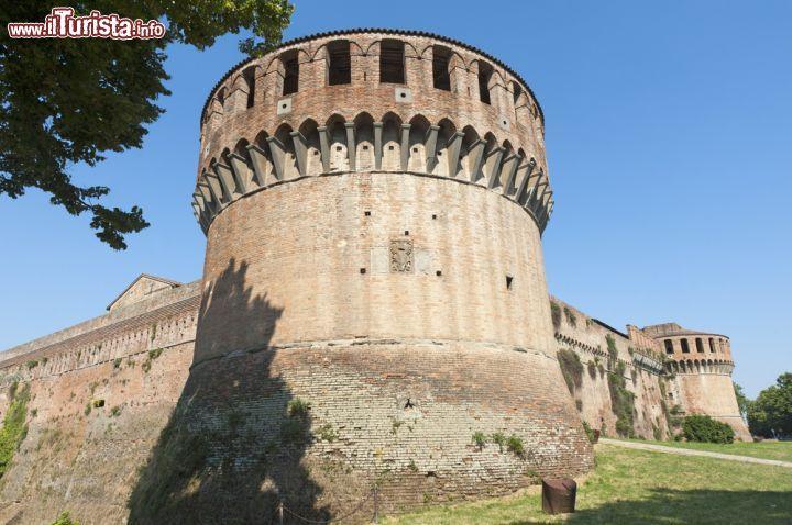 La Rocca di Imola, il castello medievale cjhe ... | Foto Imola