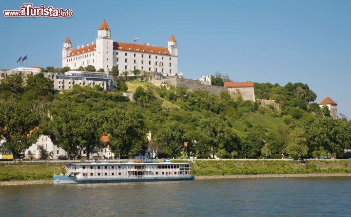 Le foto di cosa vedere e visitare a Bratislava