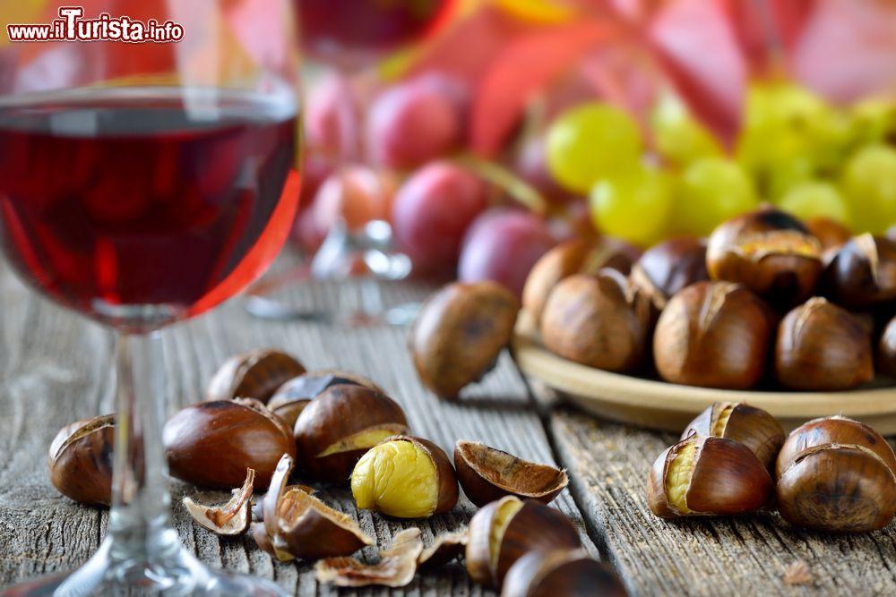 Sagra delle Castagne e del marron buono Marradi