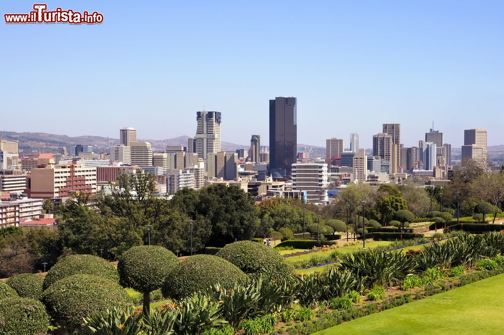 Le foto di cosa vedere e visitare a Pretoria