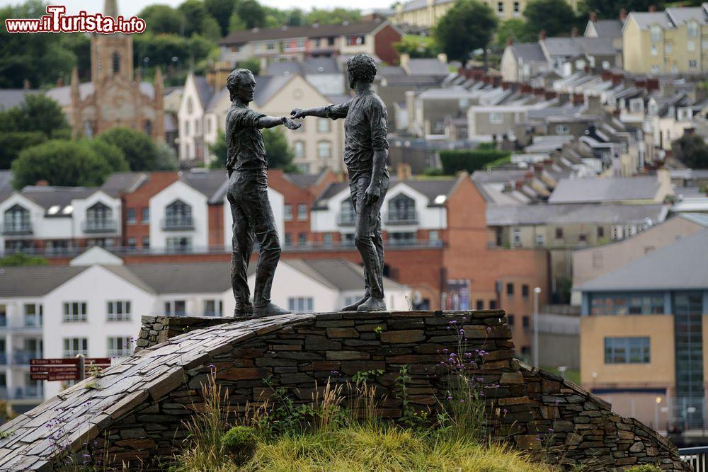 Le foto di cosa vedere e visitare a Londonderry