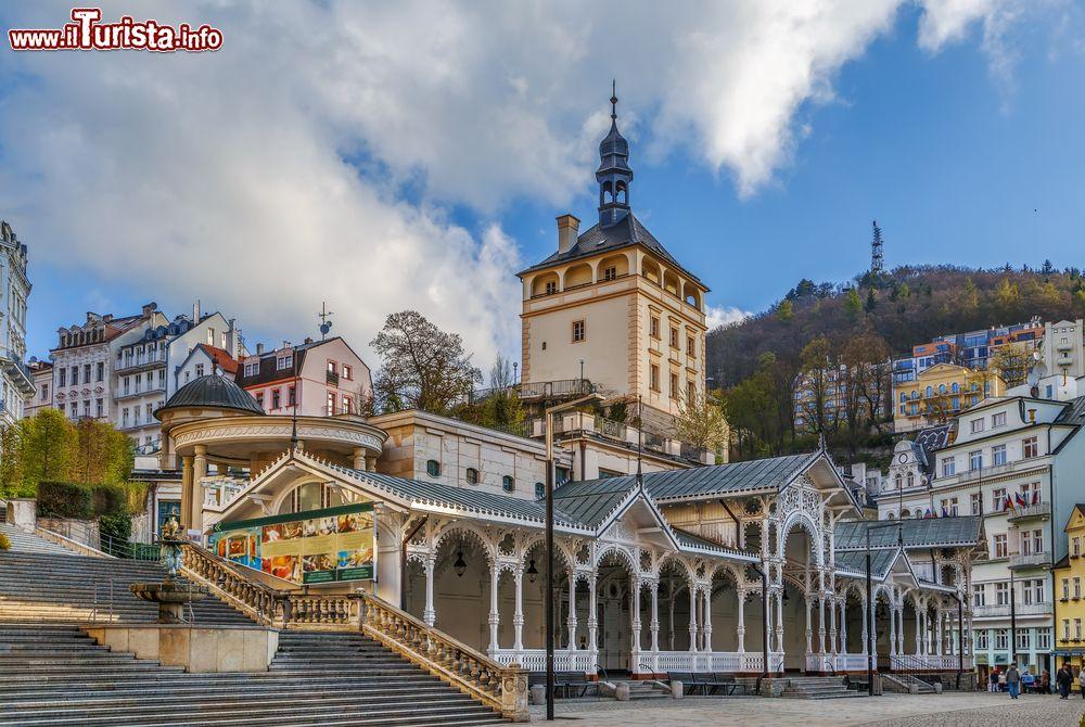Le foto di cosa vedere e visitare a Karlovy Vary