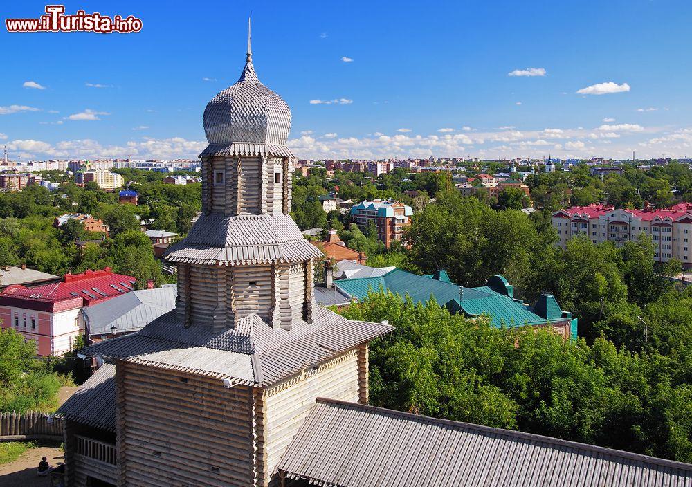 Le foto di cosa vedere e visitare a Tomsk