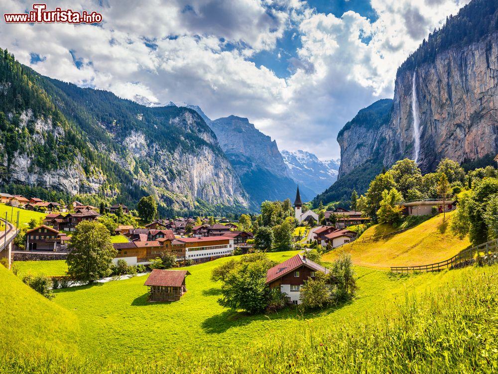 Le foto di cosa vedere e visitare a Lauterbrunnen