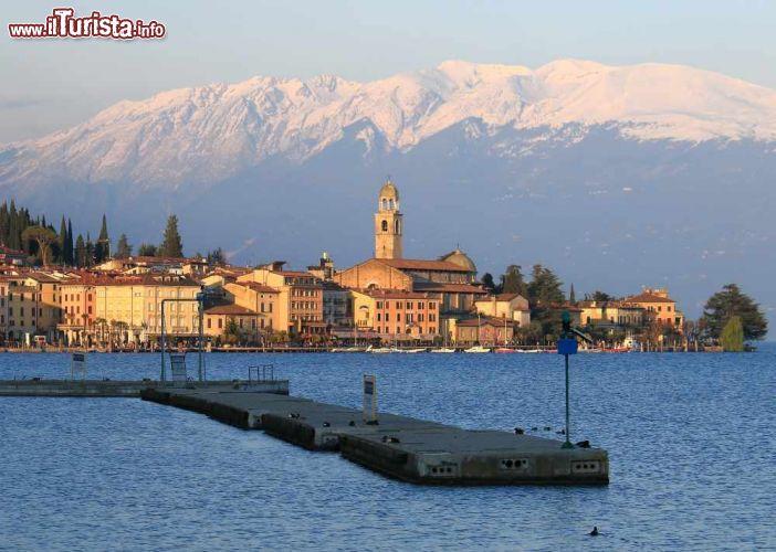Foto panoramica di venezia 30