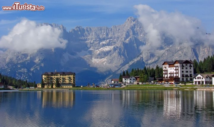 lago di misurina pablo debat foto misurina. Black Bedroom Furniture Sets. Home Design Ideas