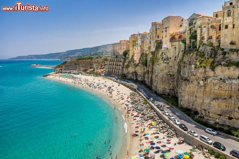 Calabria Costa Tirrenica Cartina.Le 10 Spiagge Piu Belle Della Calabria