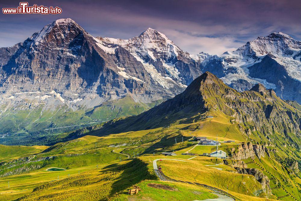 Le foto di cosa vedere e visitare a Grindelwald