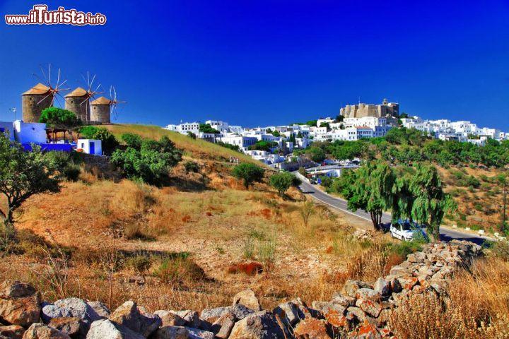 Le foto di cosa vedere e visitare a Patmos