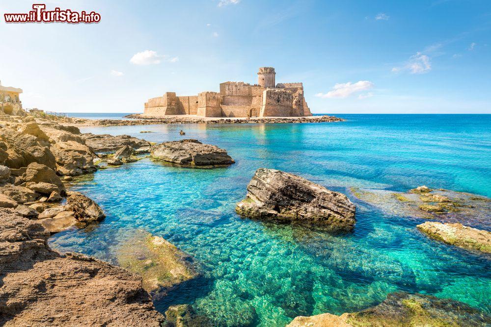 Isola di Capo Rizzuto, cosa vedere Le Castella e le