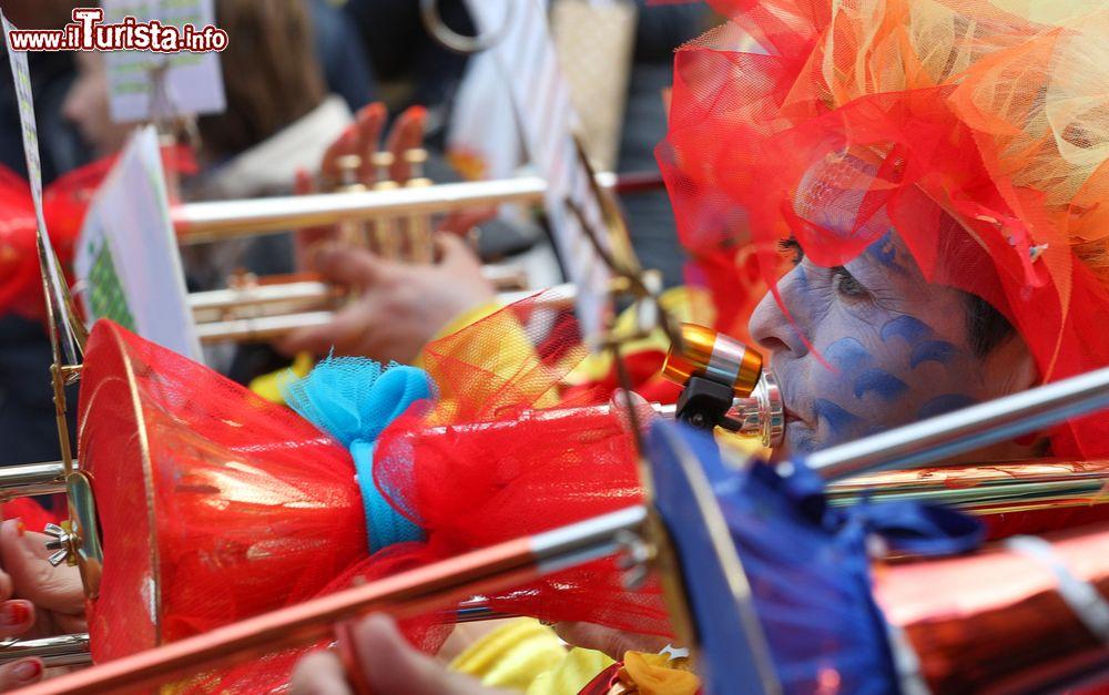 Carnevale Biaschese - Re Naregna Biasca