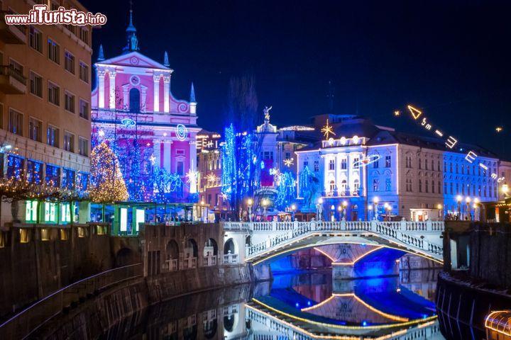 Mercatini di Natale 2016 Ljubljana