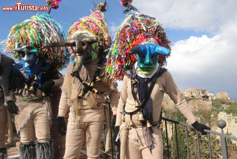 Carnevale Storico Alianese Aliano
