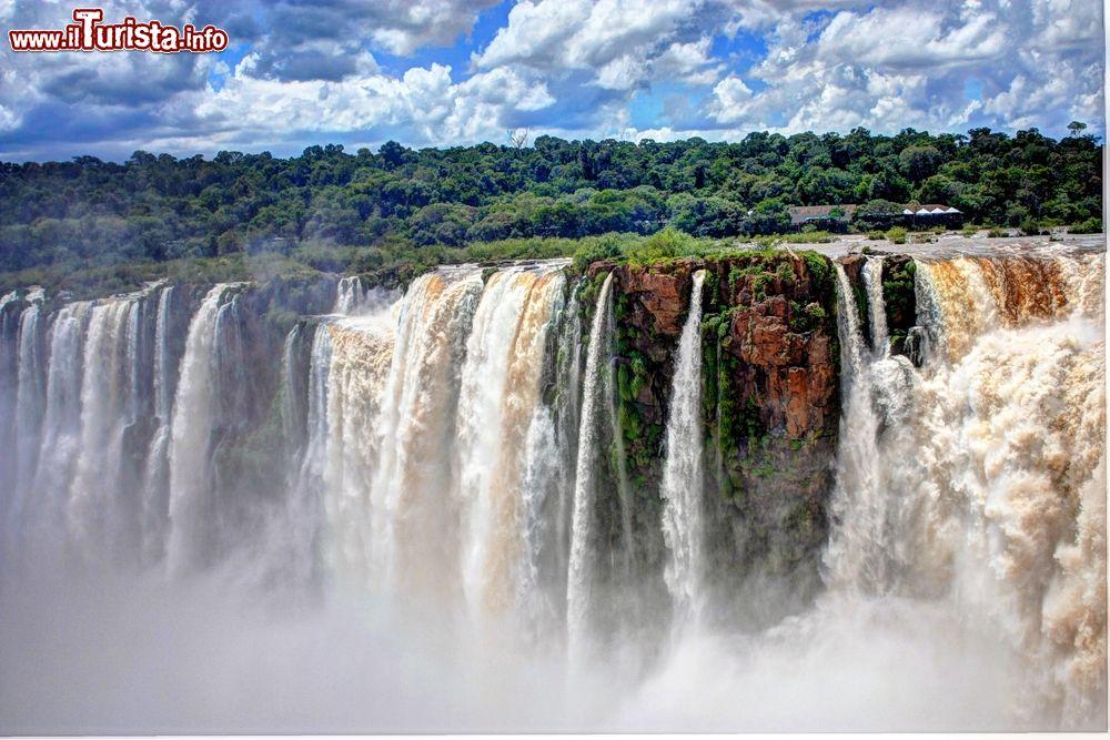Le foto di cosa vedere e visitare a Foz do Iguaçu