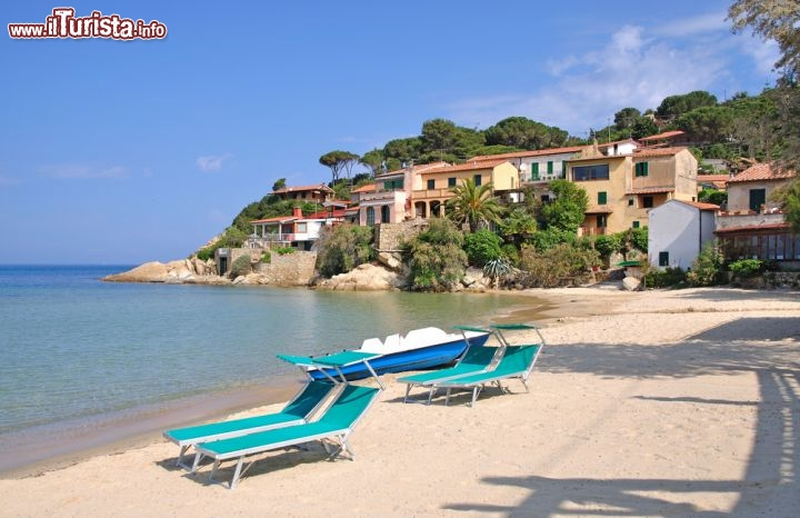 Cartina Elba Spiagge.Le Spiagge Piu Belle Dell Isola D Elba Le Migliori Perche