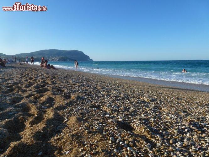 Lido di numana la spiaggia di marcelli riviera foto - Immagini da colorare la spiaggia ...