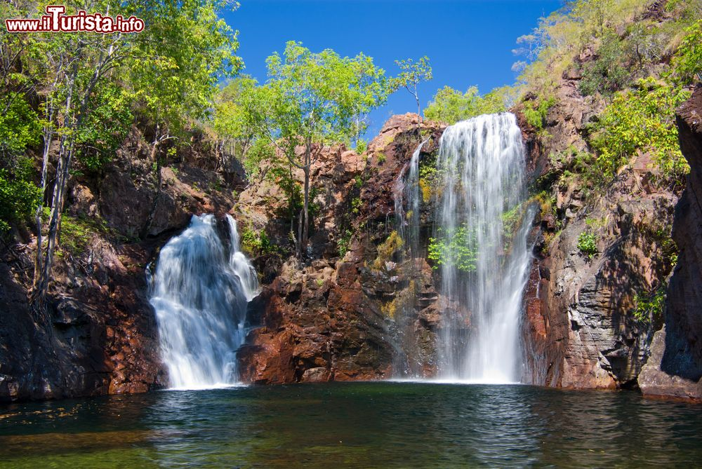 Immagine Le cascate di Florence Falls nel Litchfield National Park
