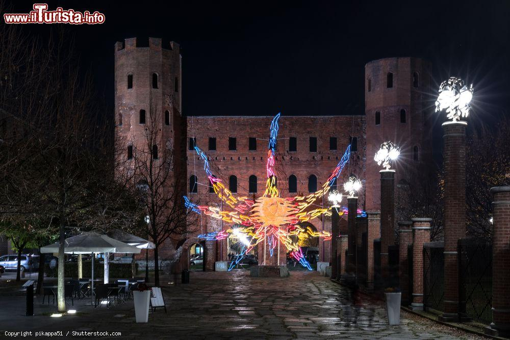 Milano loreto che brutta illuminazione natalizia urbanfile