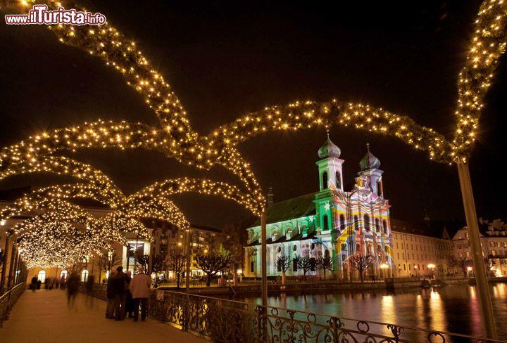 Mercatino di Natale Lucerna
