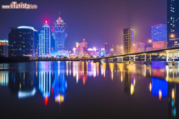 Le foto di cosa vedere e visitare a Macao