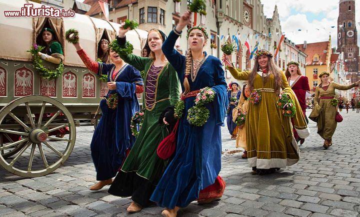Landshuter Hochzeit 1475 Landshut