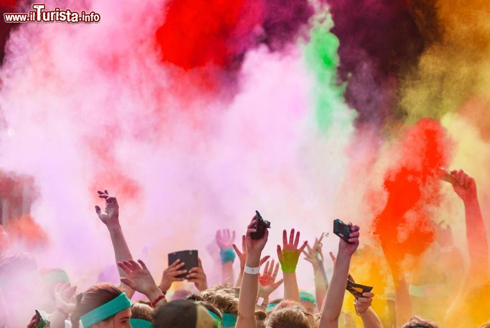 Festival dei colori, Corsa dei Colori del Gargano Mattinata