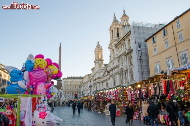 Mercatini di Natale 2016 Roma