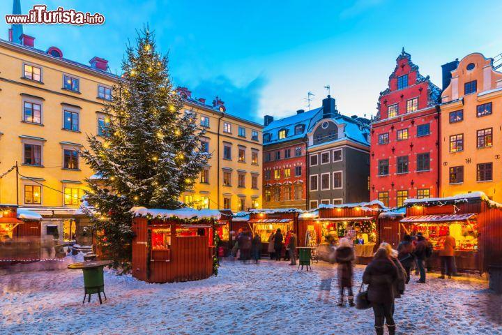 Mercatini di Natale 2016 Stoccolma