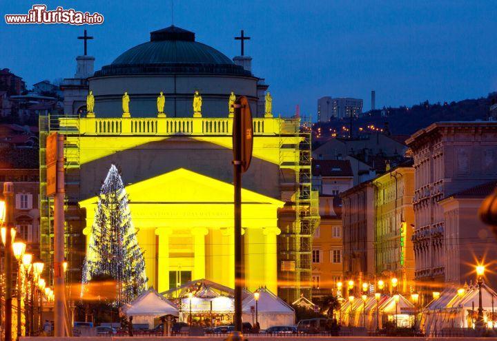 Mercatini di Natale 2017 Trieste