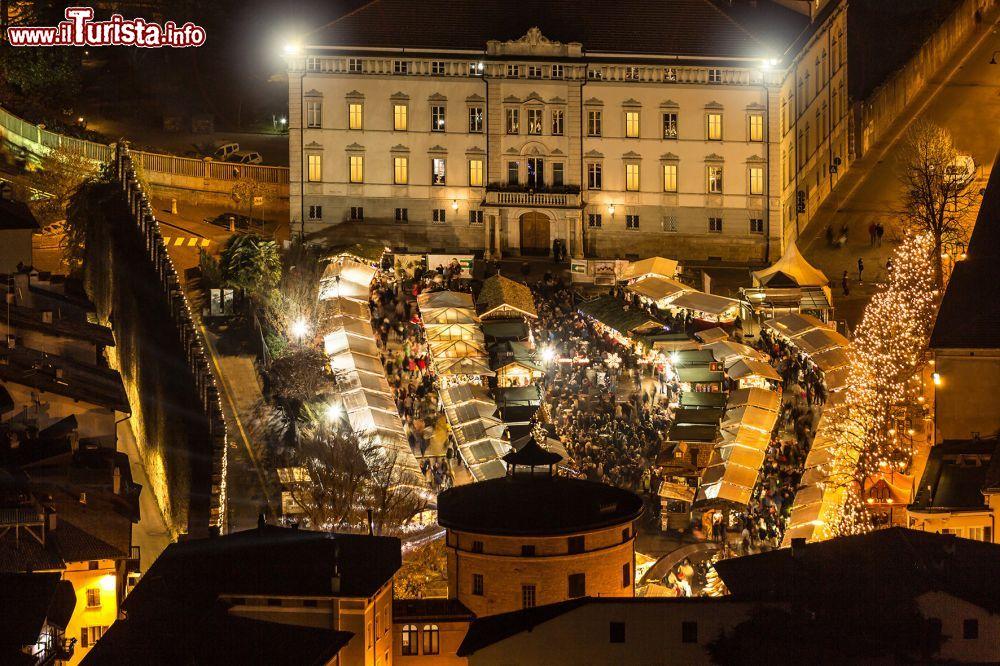 Trento Fiere Calendario.I Mercatini Di Natale A Trento Date 2018 E Programma