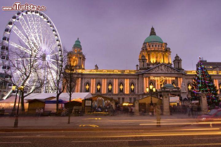 Le foto di cosa vedere e visitare a Belfast