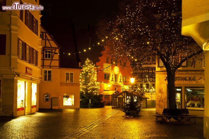 Mercatini di Natale 2017 Nordlingen