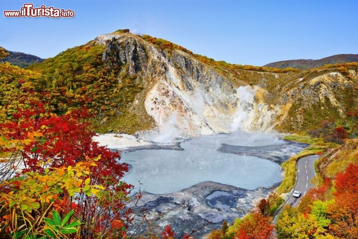Le foto di cosa vedere e visitare a Noboribetsu