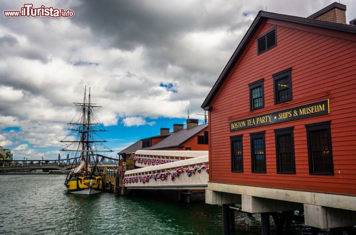 Boston Tea Party Boston