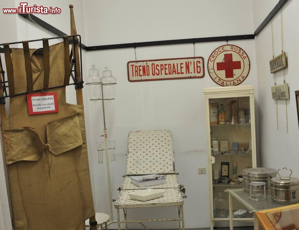 Trentennale del Museo della Croce Rossa Italiana Campomorone