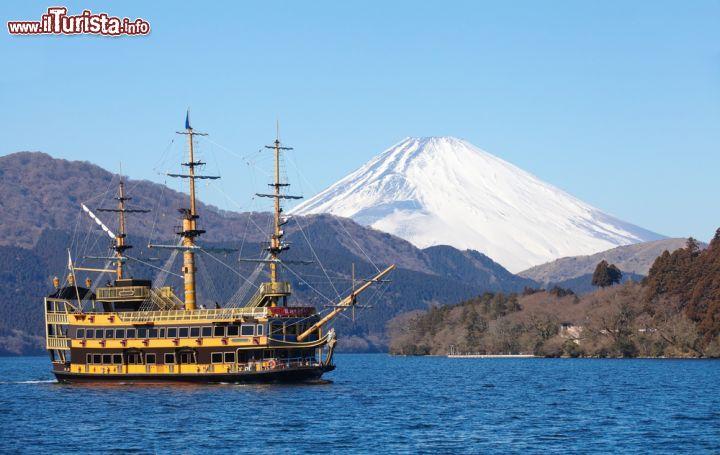 Le foto di cosa vedere e visitare a Hakone
