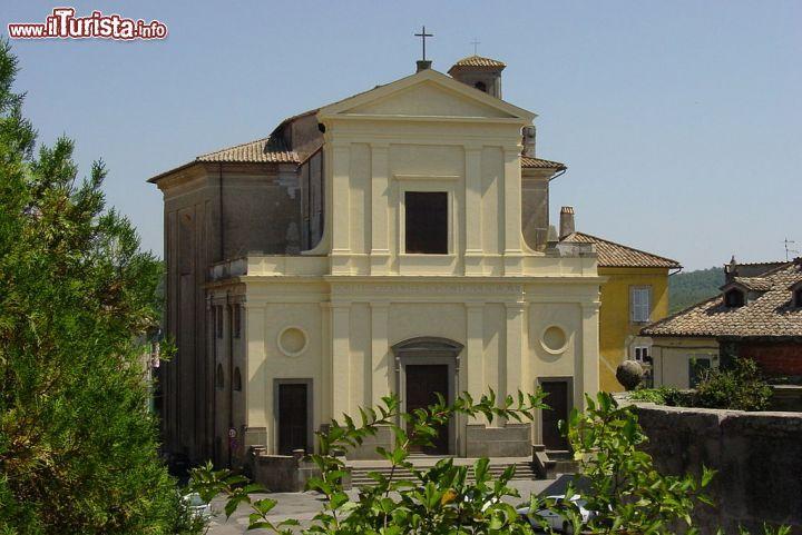 Matrimonio Oriolo Romano : La chiesa di san giorgio a oriolo romano foto