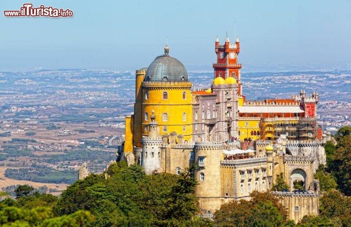 Le foto di cosa vedere e visitare a Sintra