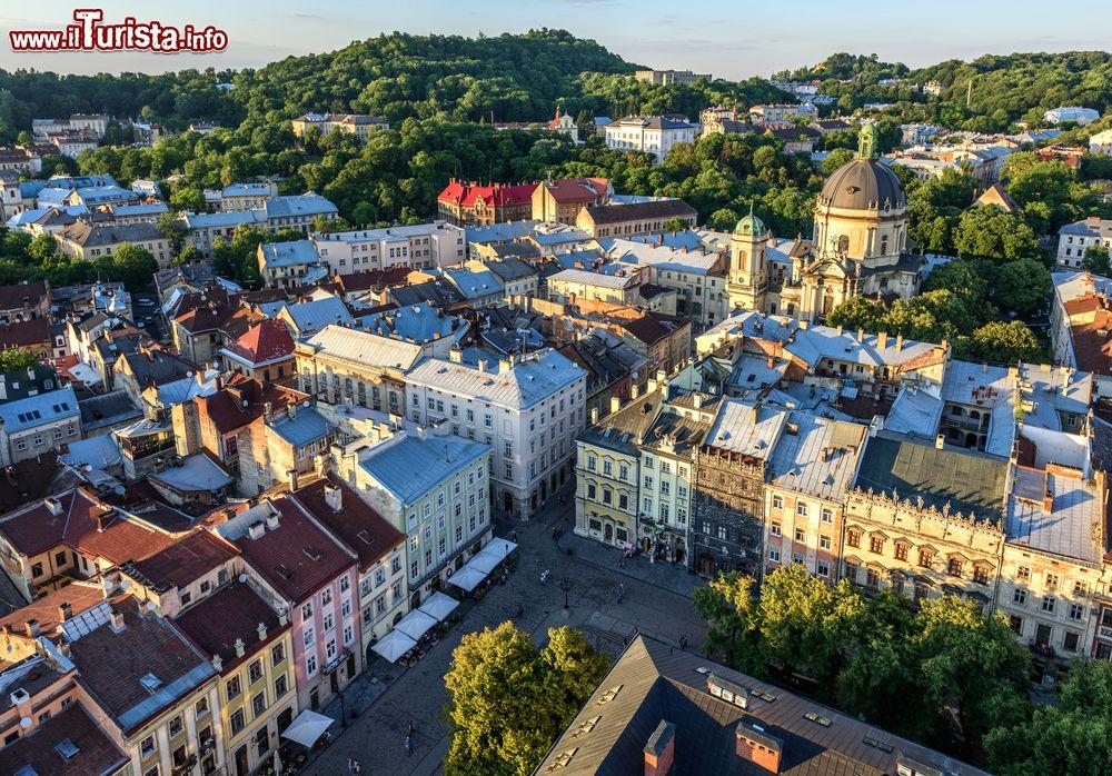 Le foto di cosa vedere e visitare a Lviv