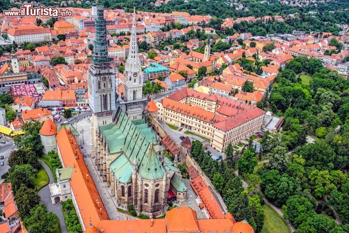 Le foto di cosa vedere e visitare a Zagreb