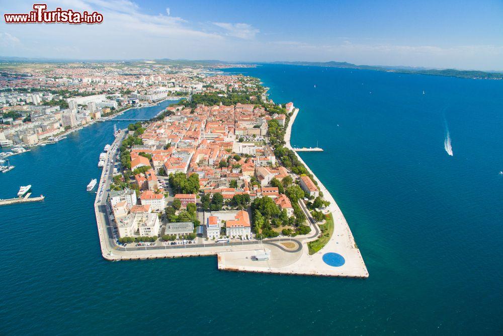 Le foto di cosa vedere e visitare a Zadar
