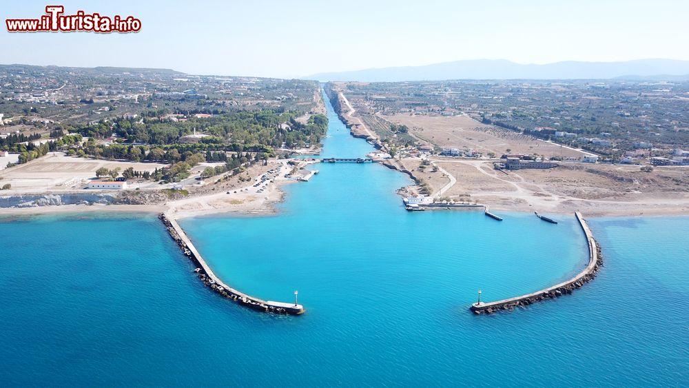 Le foto di cosa vedere e visitare a Corinto