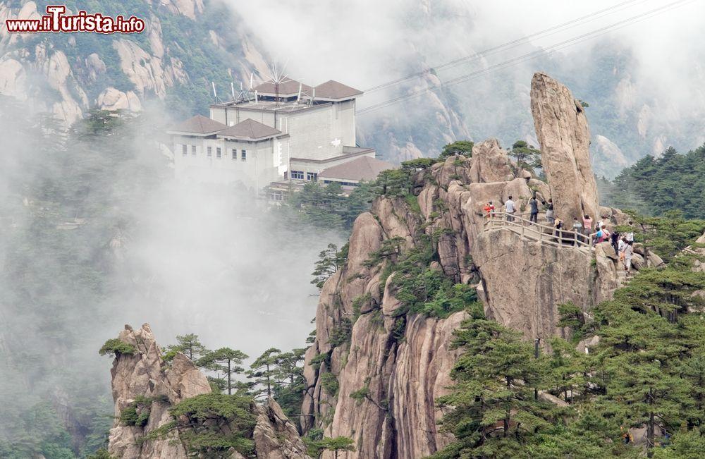 Le foto di cosa vedere e visitare a Huangshan