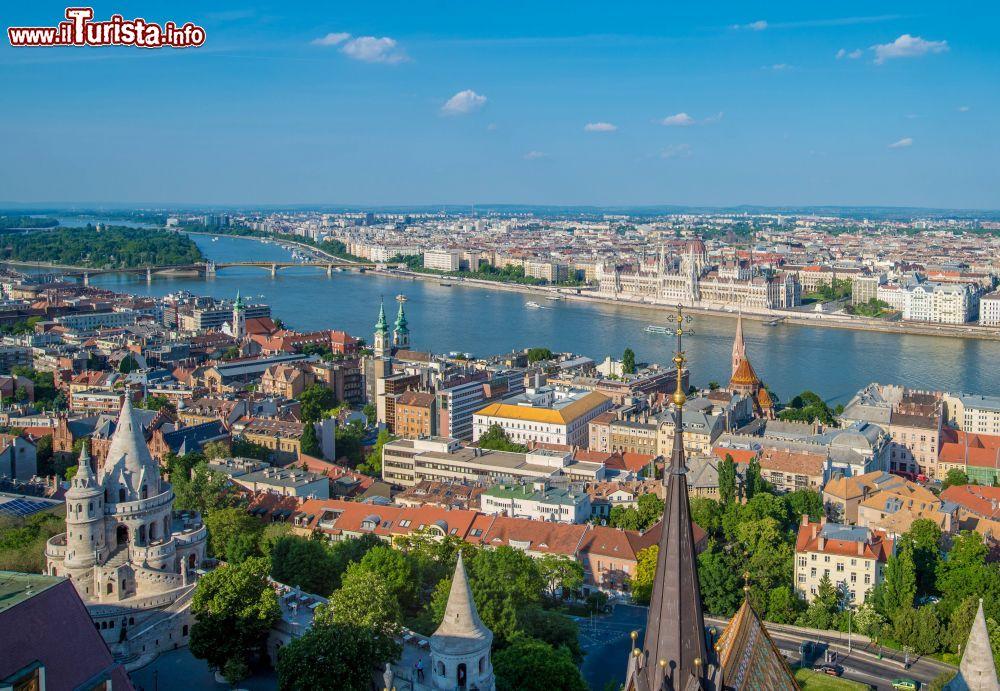 Le foto di cosa vedere e visitare a Budapest