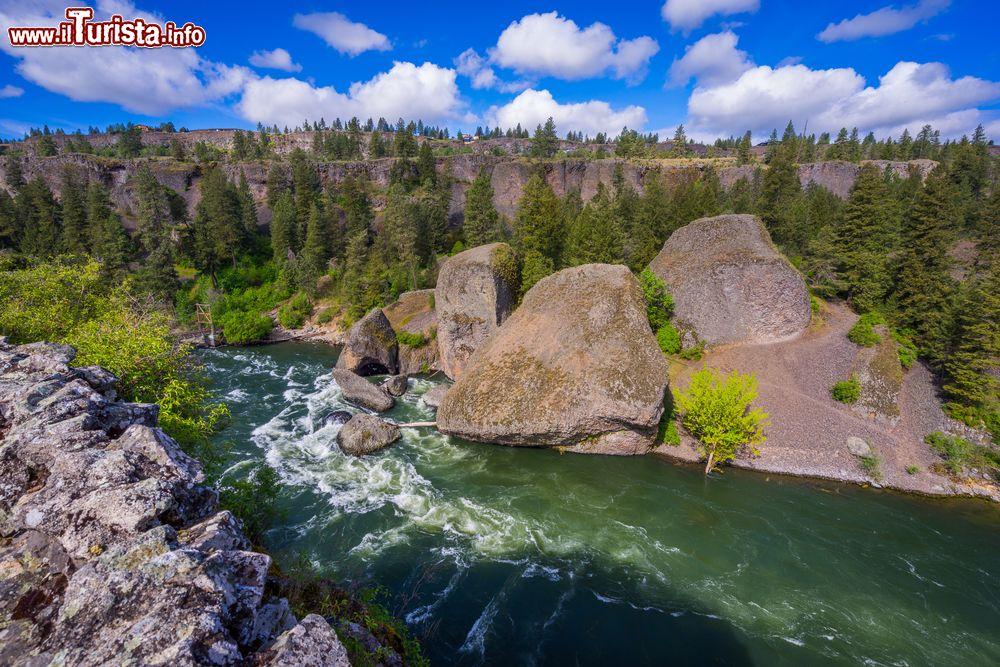 Le foto di cosa vedere e visitare a Spokane