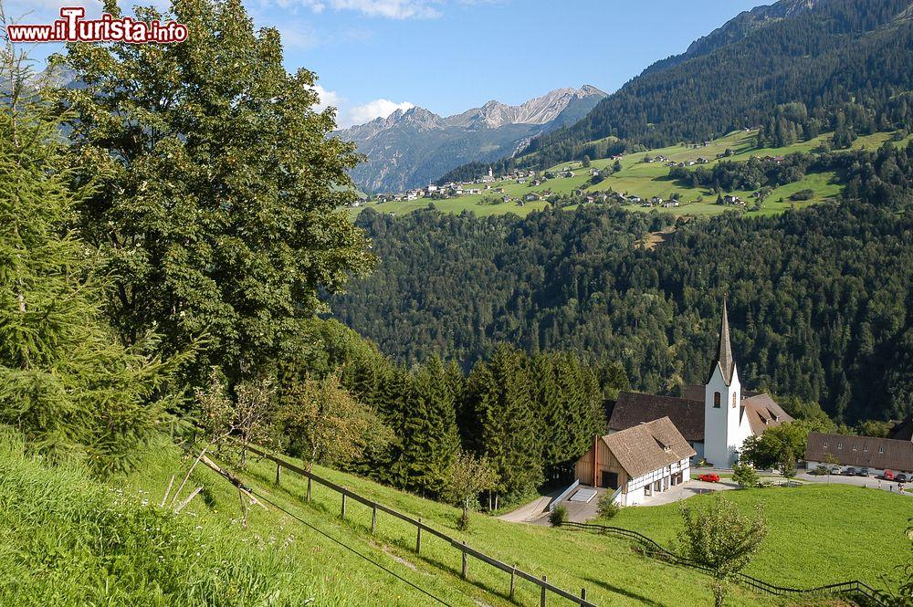 Le foto di cosa vedere e visitare a Vorarlberg