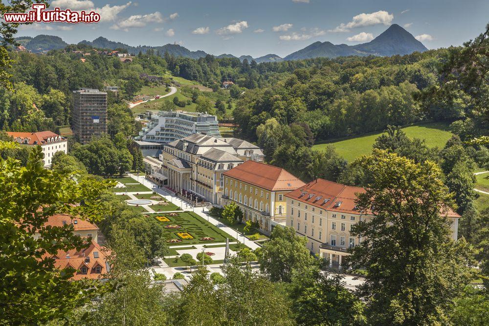 Rogaka slatina slovenia wellness e benessere nei for Wellness hotel slovenia
