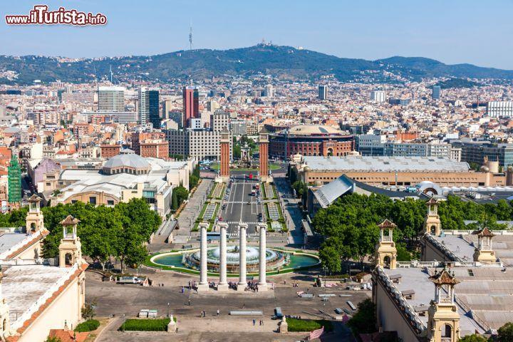Le foto di cosa vedere e visitare a Barcellona