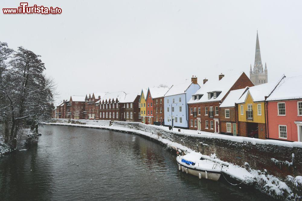 Le foto di cosa vedere e visitare a Norwich